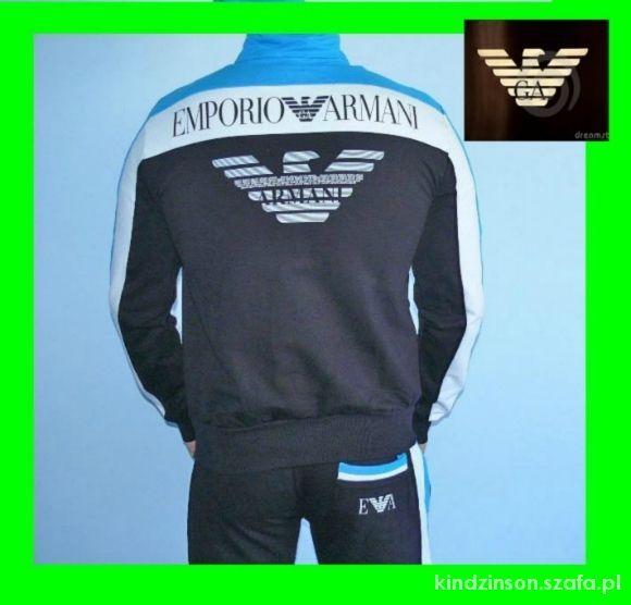 Dresy Meskie W Szafa Pl Dresy Sportowe Ortalion Emporio Armani Armani Adidas Jacket