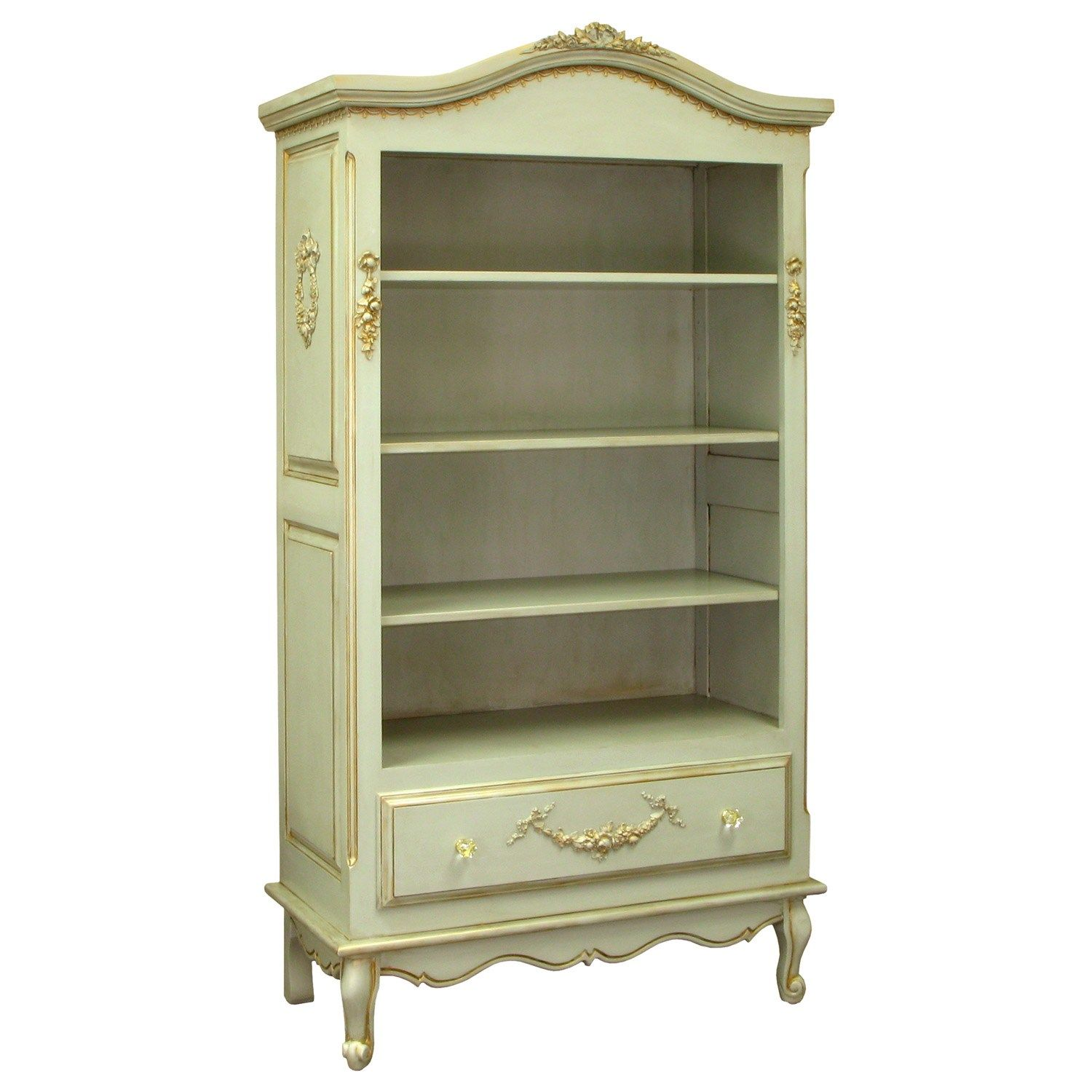 AFK French Bookcase Tall - many different finishes!