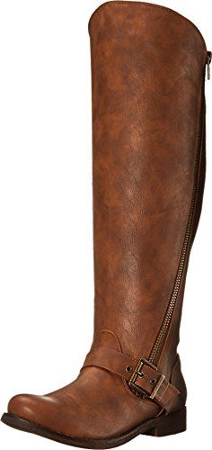 Womens Boots CARLOS by Carlos Santana Haven Wide Calf Black
