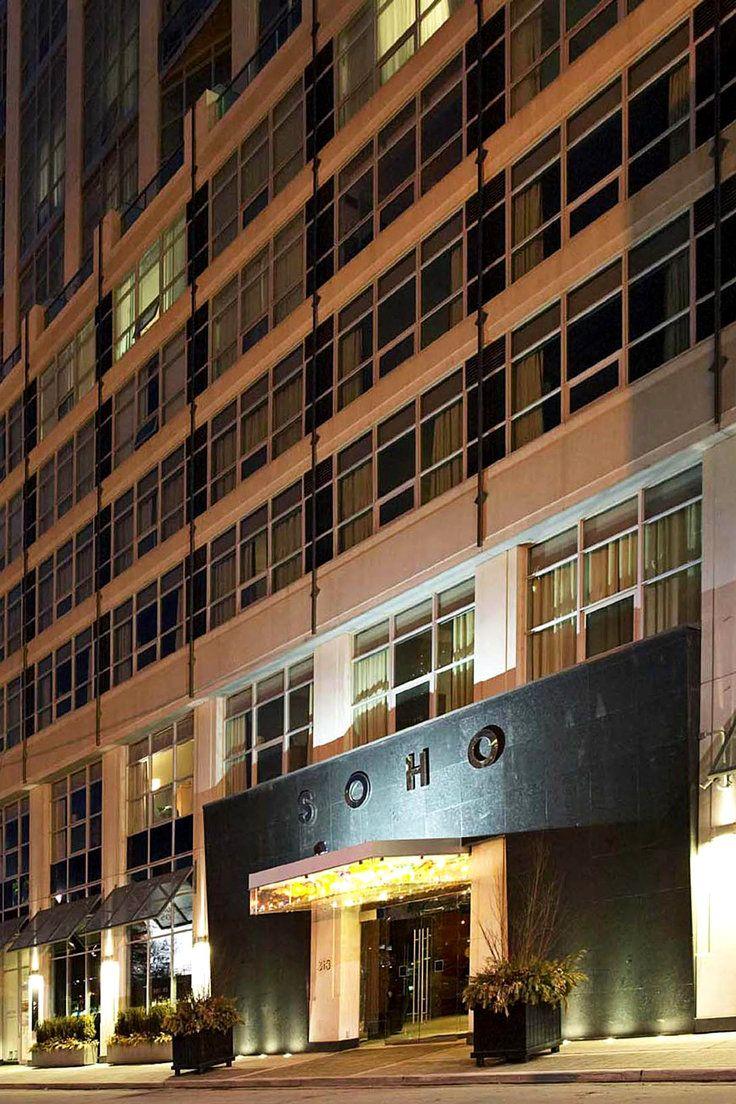 SoHo Metropolitan Hotel & Residences (Toronto, Canada