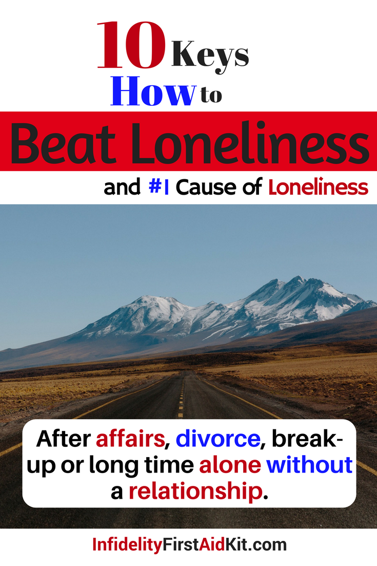 How to beat loneliness when you are single