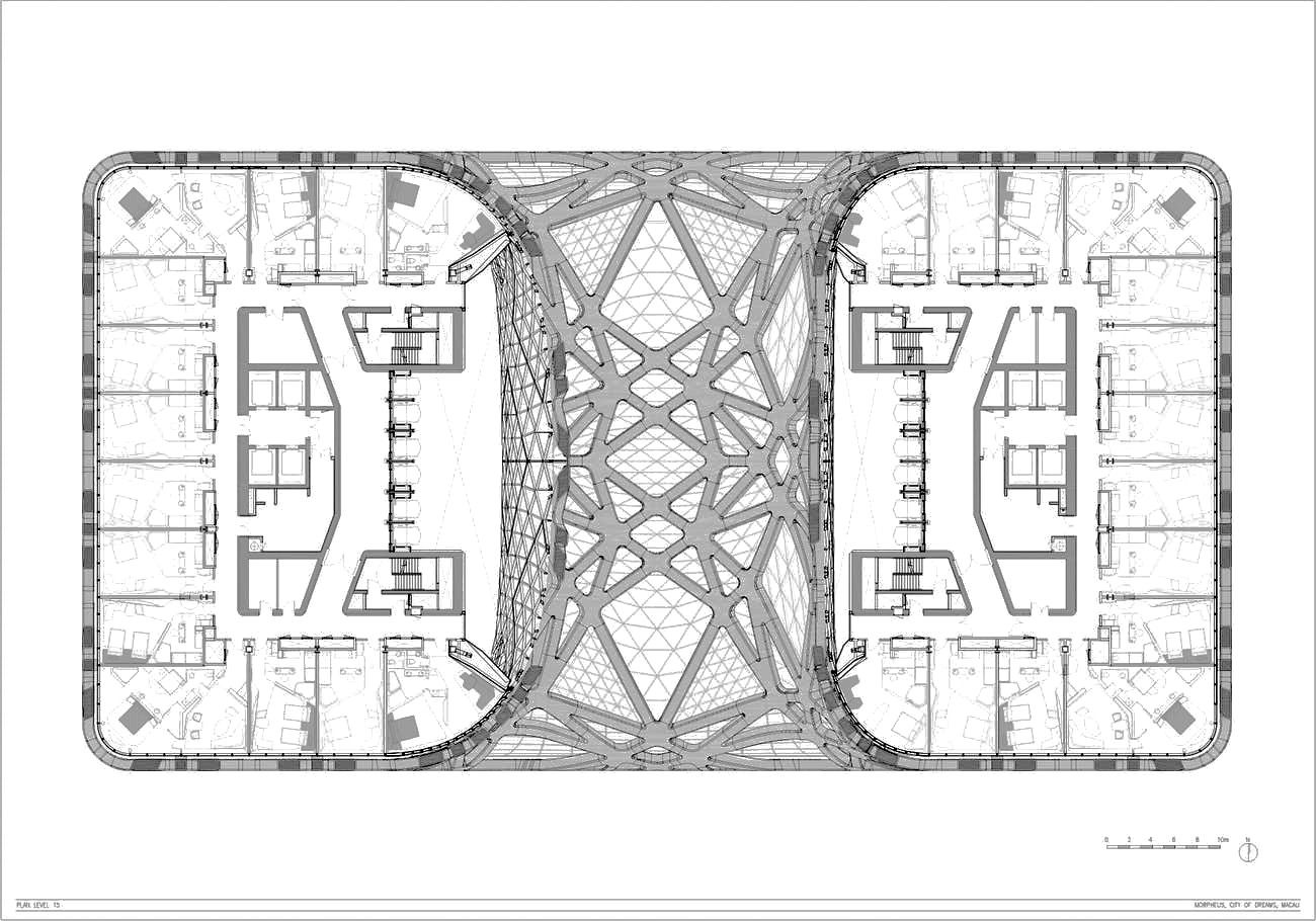 Zaha Hadid Architects' Morpheus hotel in Macau to open