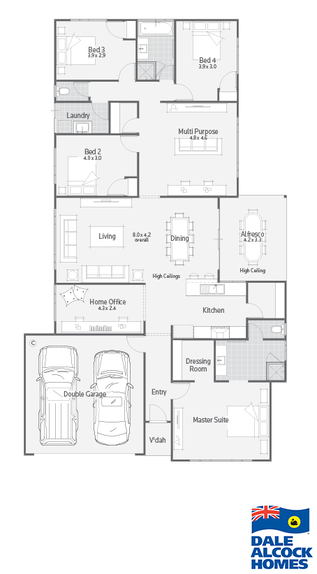 Harvest I Dale Alcock Homes Free House Plans House Design New Home Designs