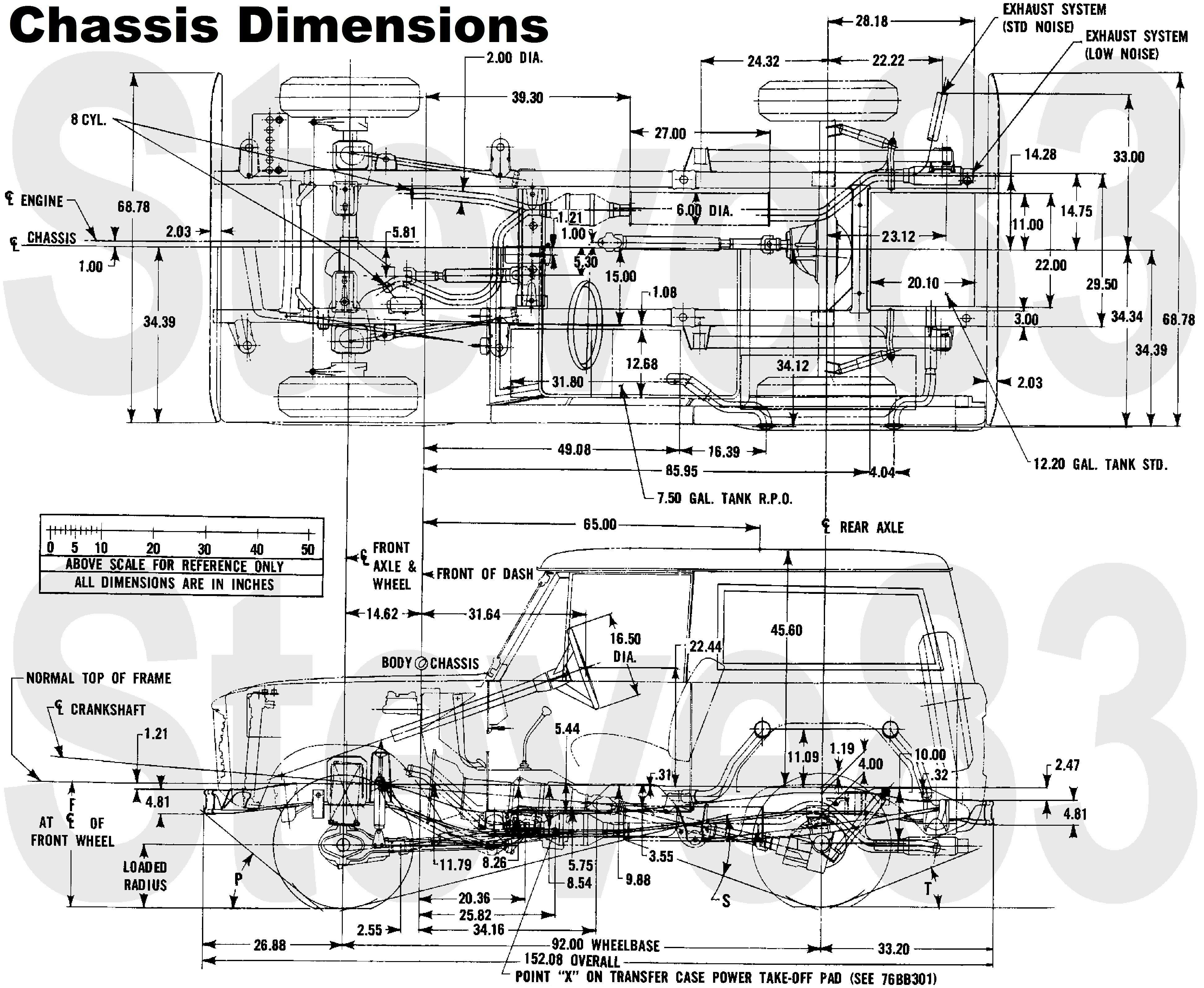 1976 Ford Bronco Tech Diagrams picture | SuperMotors.net | Ford bronco,  Classic bronco, BroncoPinterest