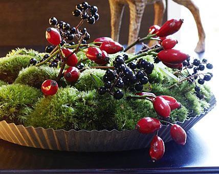tische herbstlich dekorieren autumn decoration and diy decoration. Black Bedroom Furniture Sets. Home Design Ideas
