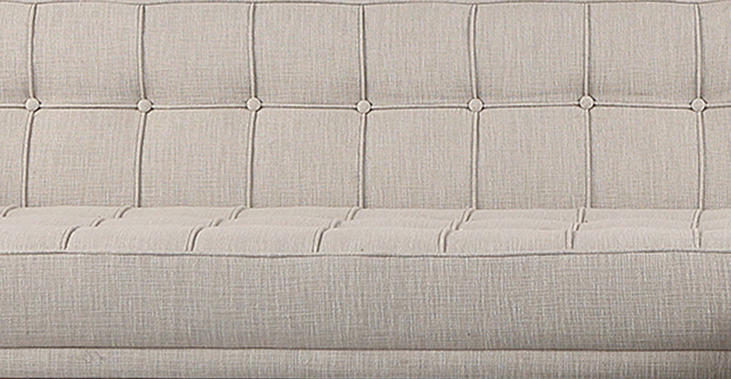 Brilliant Kardiel Woodrow Midcentury Modern Box Sofa Sectional Right Cjindustries Chair Design For Home Cjindustriesco