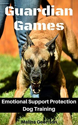 Guardian Games Emotional Support Protection Dog Training Dog