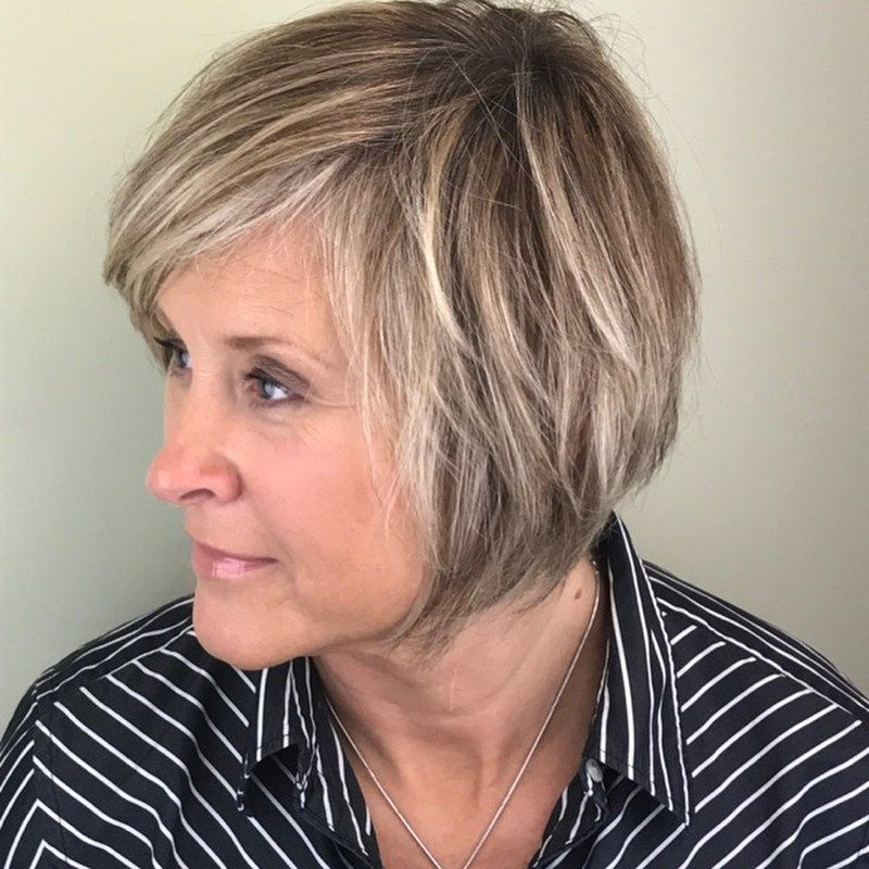 80 Best Modern Hairstyles and Haircuts for Women Over 50 | Hair ...