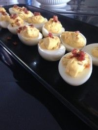 Photo of Tasso Deviled Eggs by Chef Doug