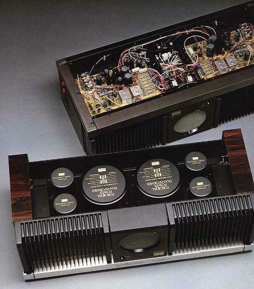 Sansui G 22000 G 33000 Power Amplifier Sections Sansui G22000 G33000 Vintage Audio Vintagehifi Vintageaudio Amplifier Speakers Hig Versterkers