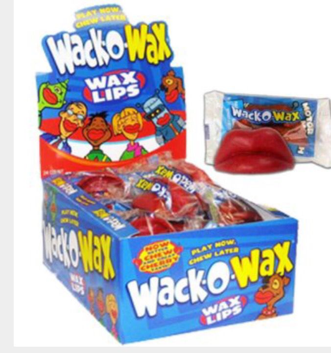 Wax o lips