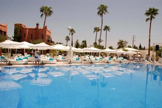 plage rouge piscine marrakech Marrakech Pinterest Marrakech - location de villa a agadir avec piscine