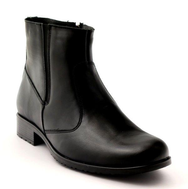 Botki Meskie Zimowe Tur 268 Czarne Chelsea Boots Boots Shoes