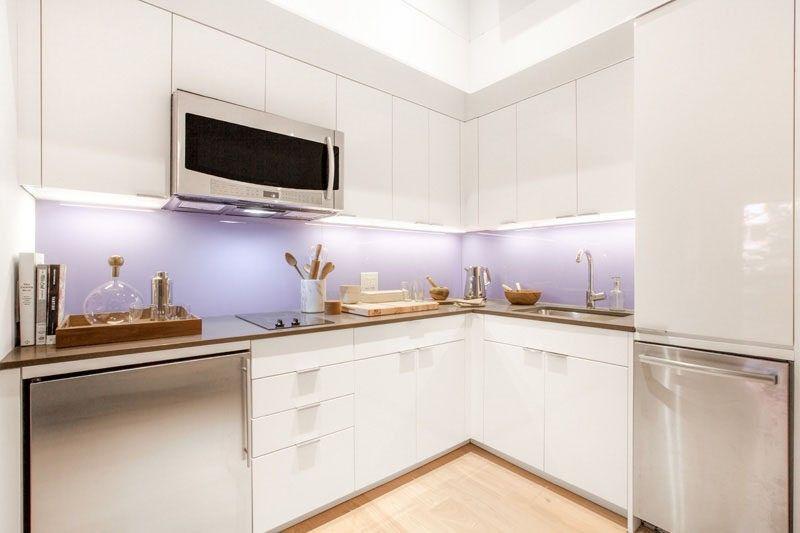 Ausgezeichnet Küche Male Ideen Mit Hellen Eichenschränken Ideen ...