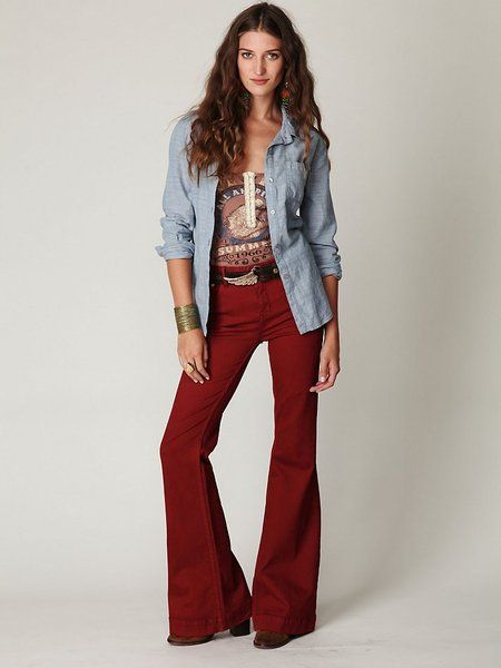 perhaps the best pants i've ever bought. thanks free people.