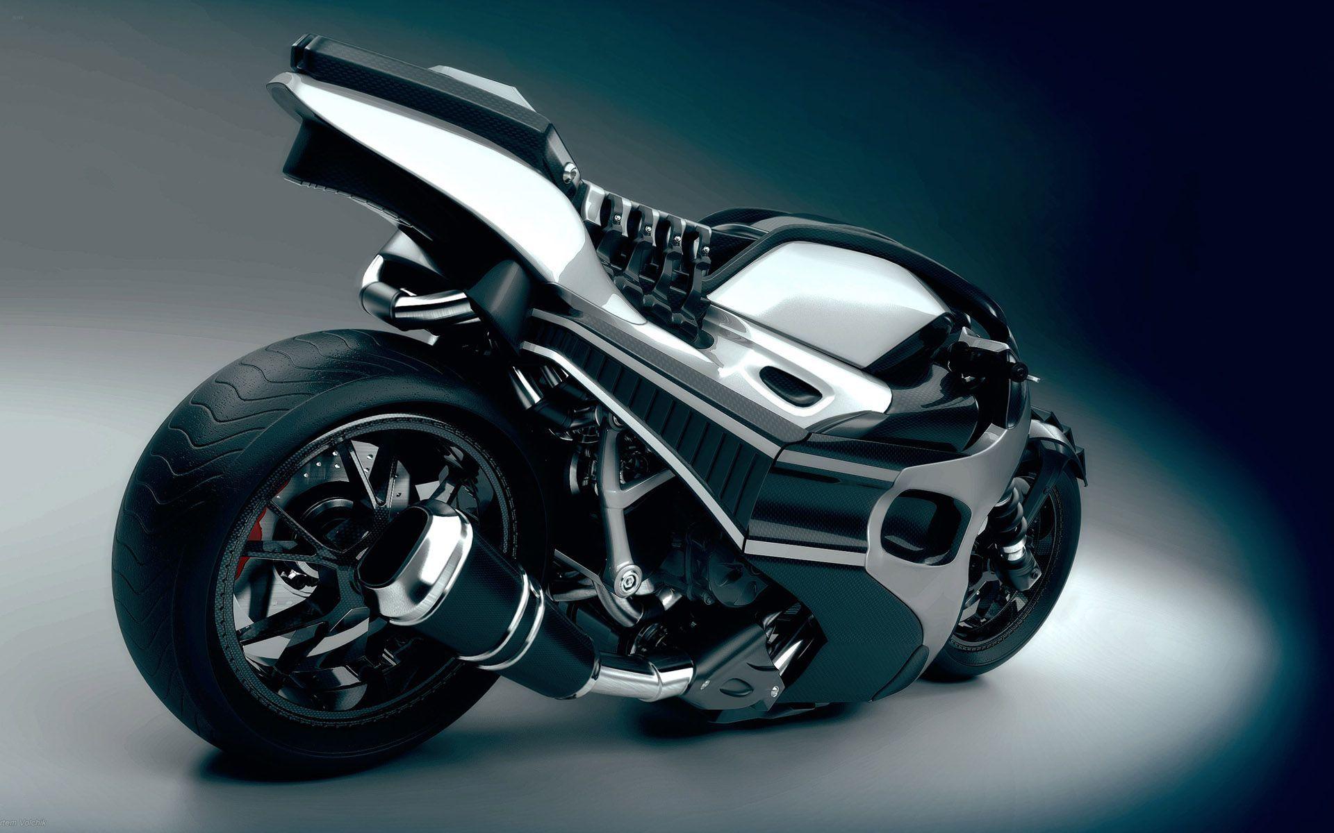 Cool Bikes Wallpapers Desain sepeda motor, Sepeda motor