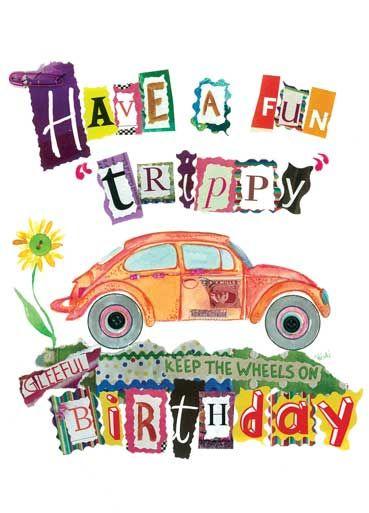 Birthday Greeting For A Hippie Google Search Birthdays