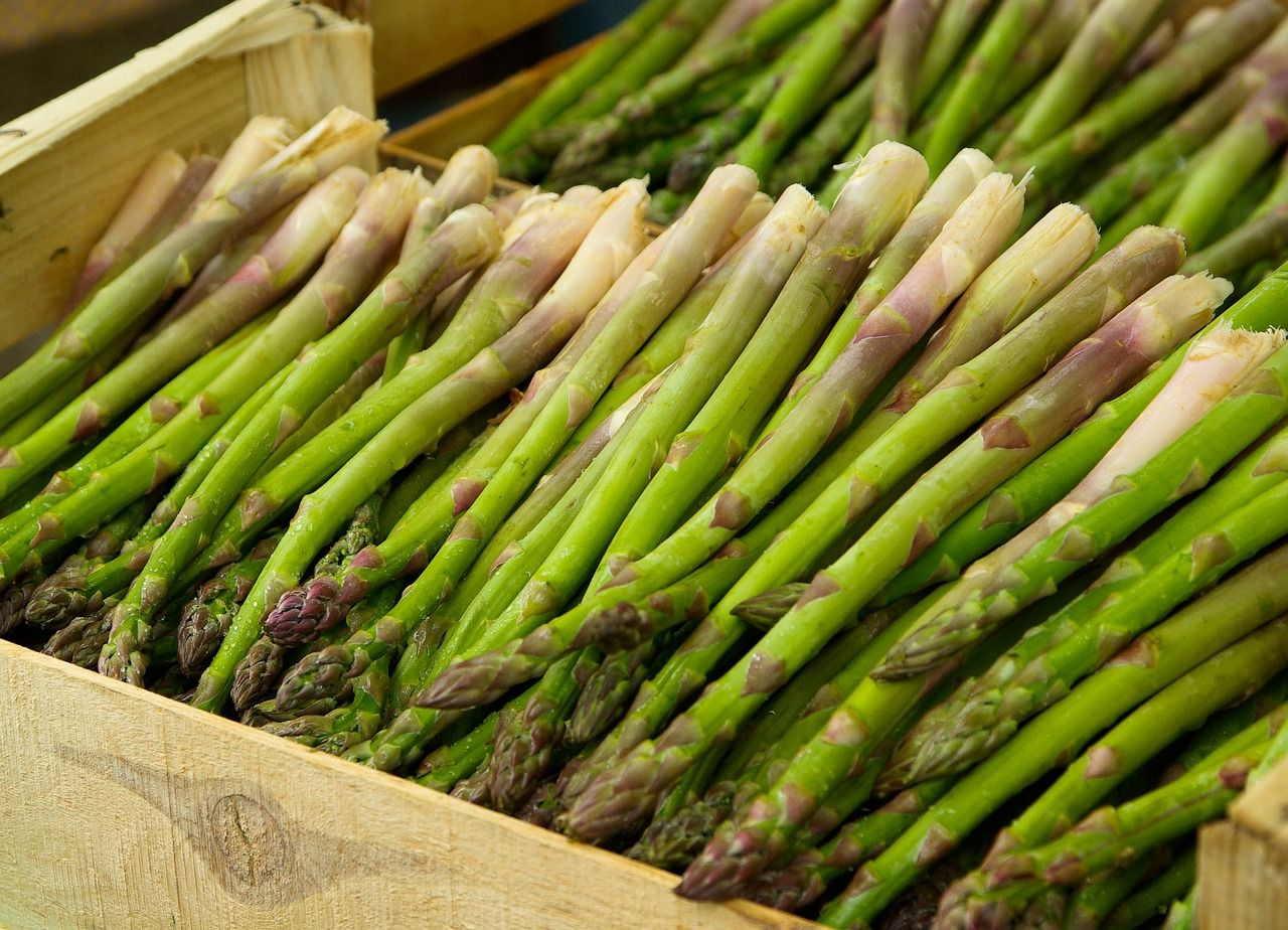 If you detect that funky smell of urine after eating asparagus, then you're one of the chosen ones.