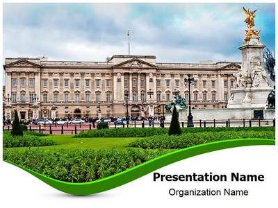 Buckingham palace powerpoint template is one of the best editabletemplates powerpoint europe architecture uk capital reign tourism english fountain water buckingham flag politics princess sovereign toneelgroepblik Choice Image