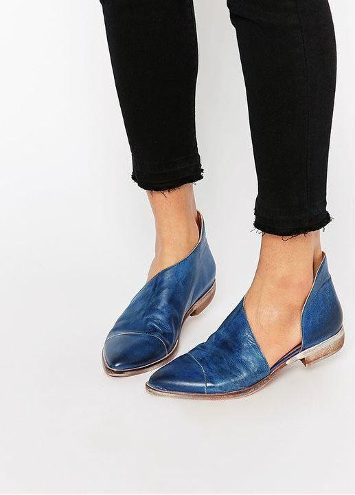 Zapatos planos Royale de Free People krVrQ0EdO