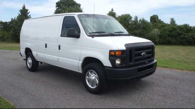 Ford E 250 Cargo Van Hvac Business Hvac Business Ford E250