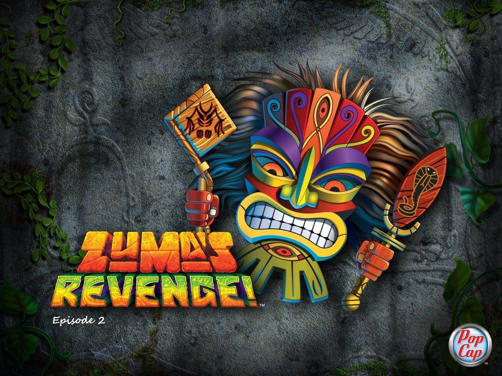 2 Zuma s Revenge (met afbeeldingen)