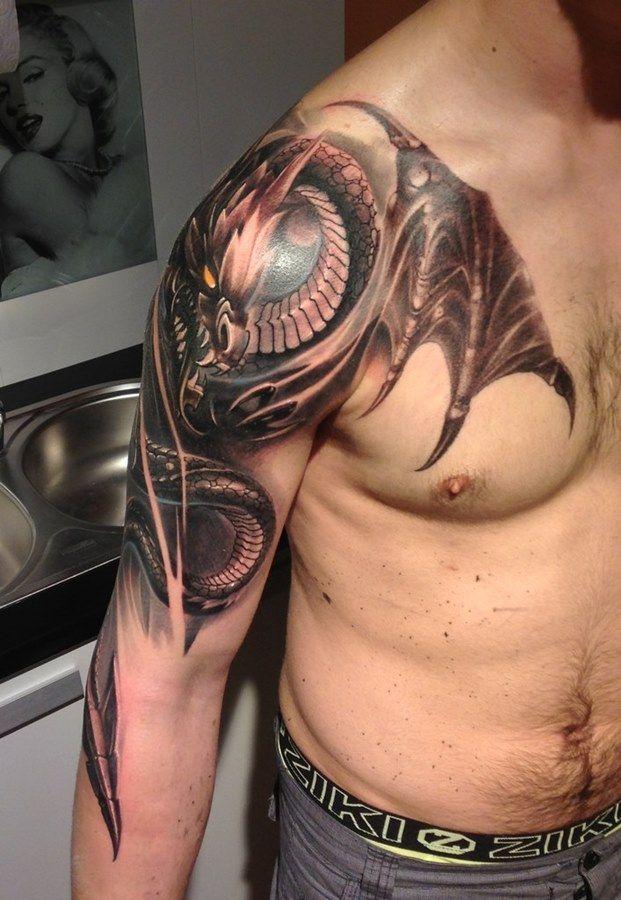 татуировки дракон: 21 тыс изображений найдено в Яндекс ...