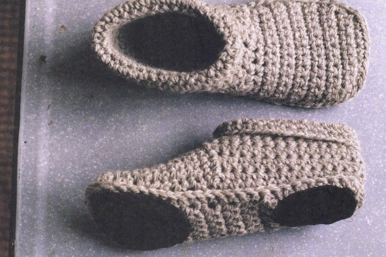 Crochet Sneakers Slippers Pattern The Best Collection | Zapatillas ...