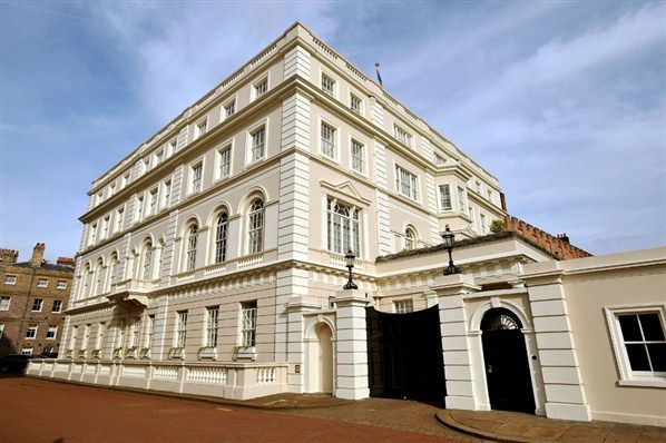 Clarence House Is The Official Residence Of The Prince Of