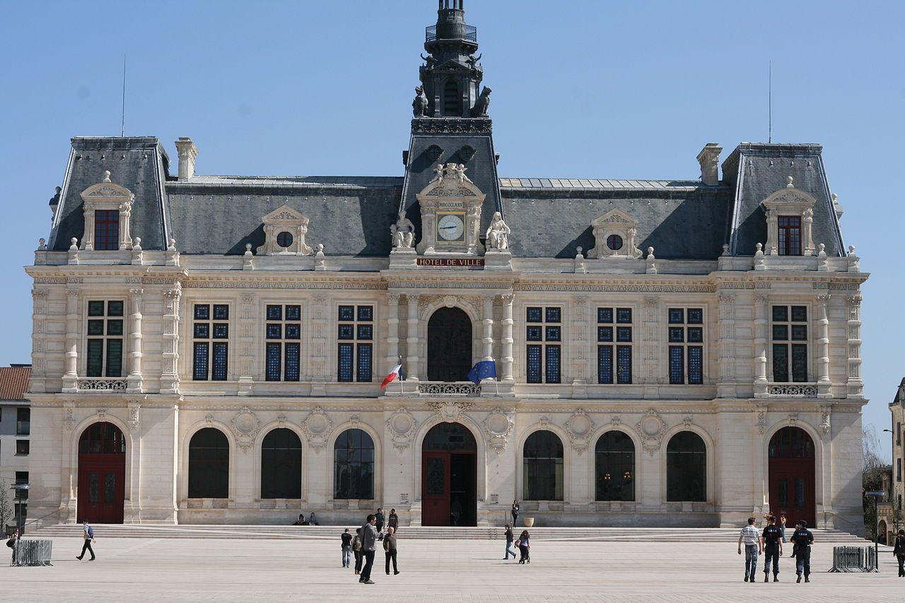 Hôtel de Ville - fin XIXème