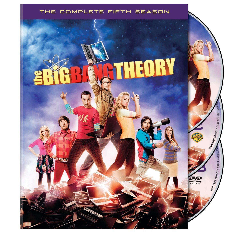 big bang theory season 12 dvd