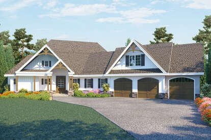 House Plan 699 Craftsman Plan 2 243 Square Feet 3 Bedrooms 2 5 Bathrooms