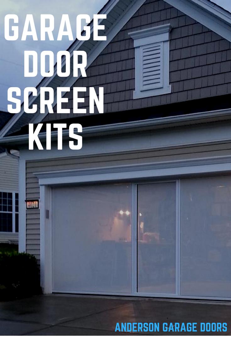Garage Door Screen Kit Pinterest