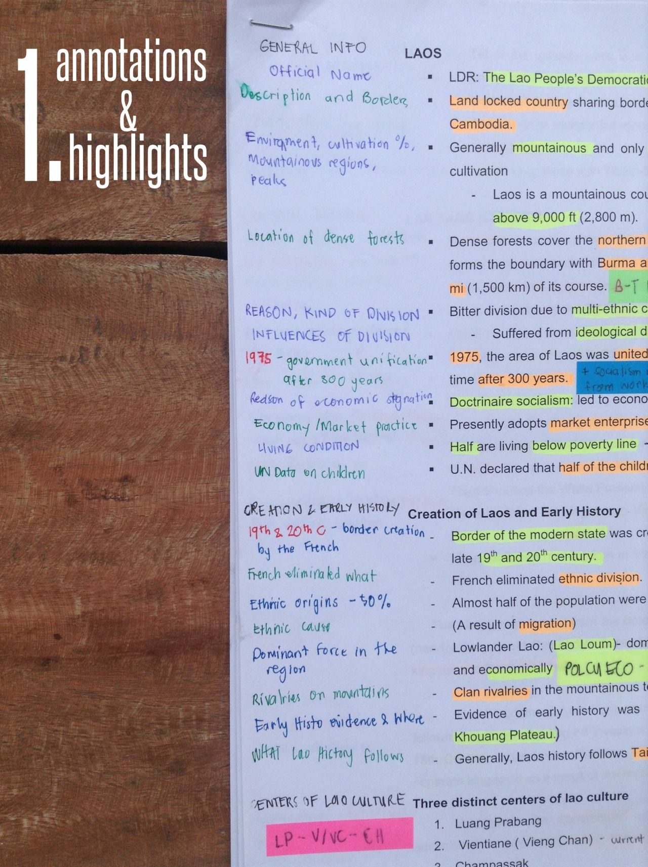 1 4 Annotations Amp Highlights For Everything In The Paper