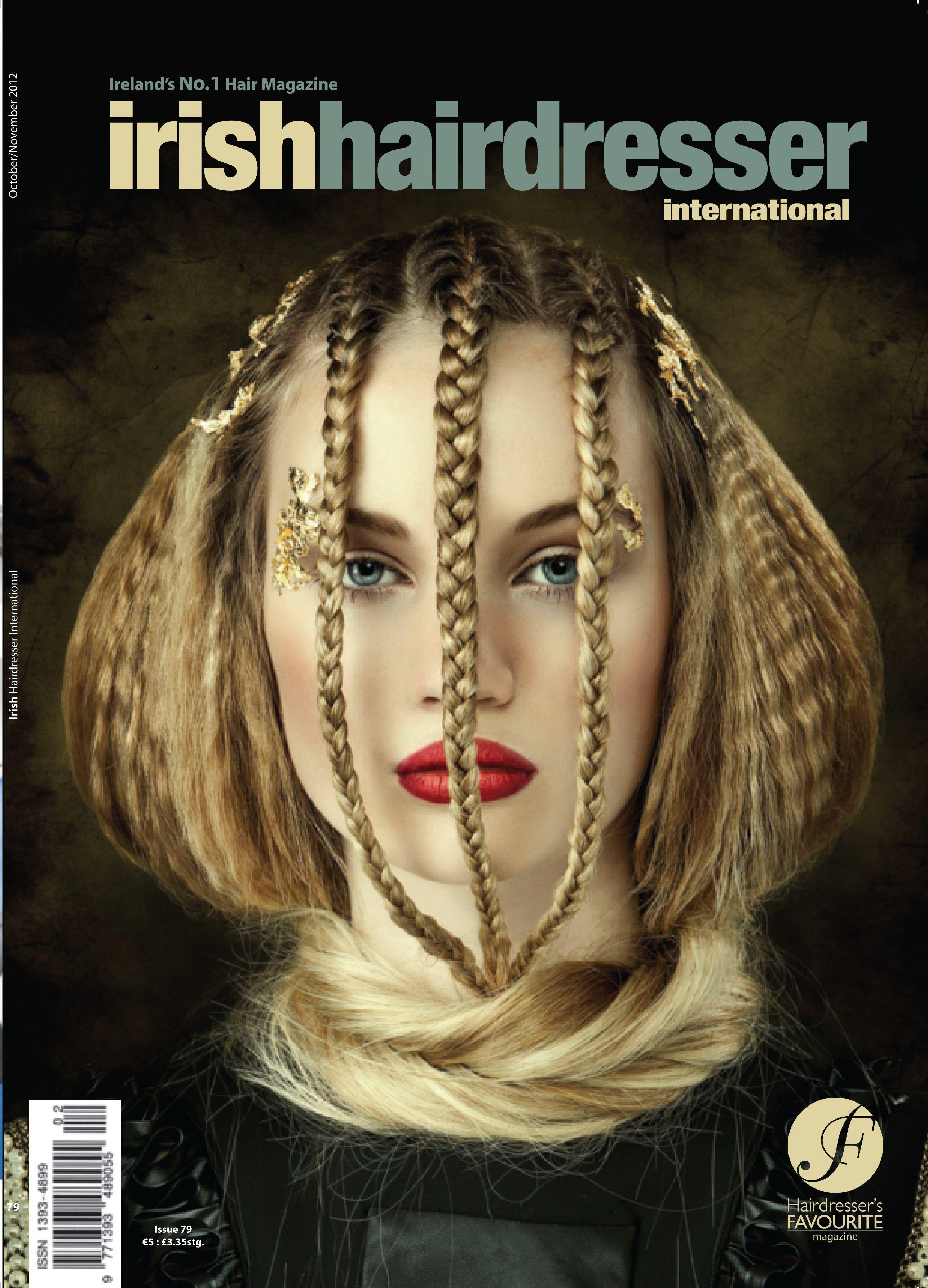 Cover 79 Hair Helen Reavey For Peter Mark Photo Ronnie Norton Dn Design Retouching Hair Alternative Hair Artistic Hair
