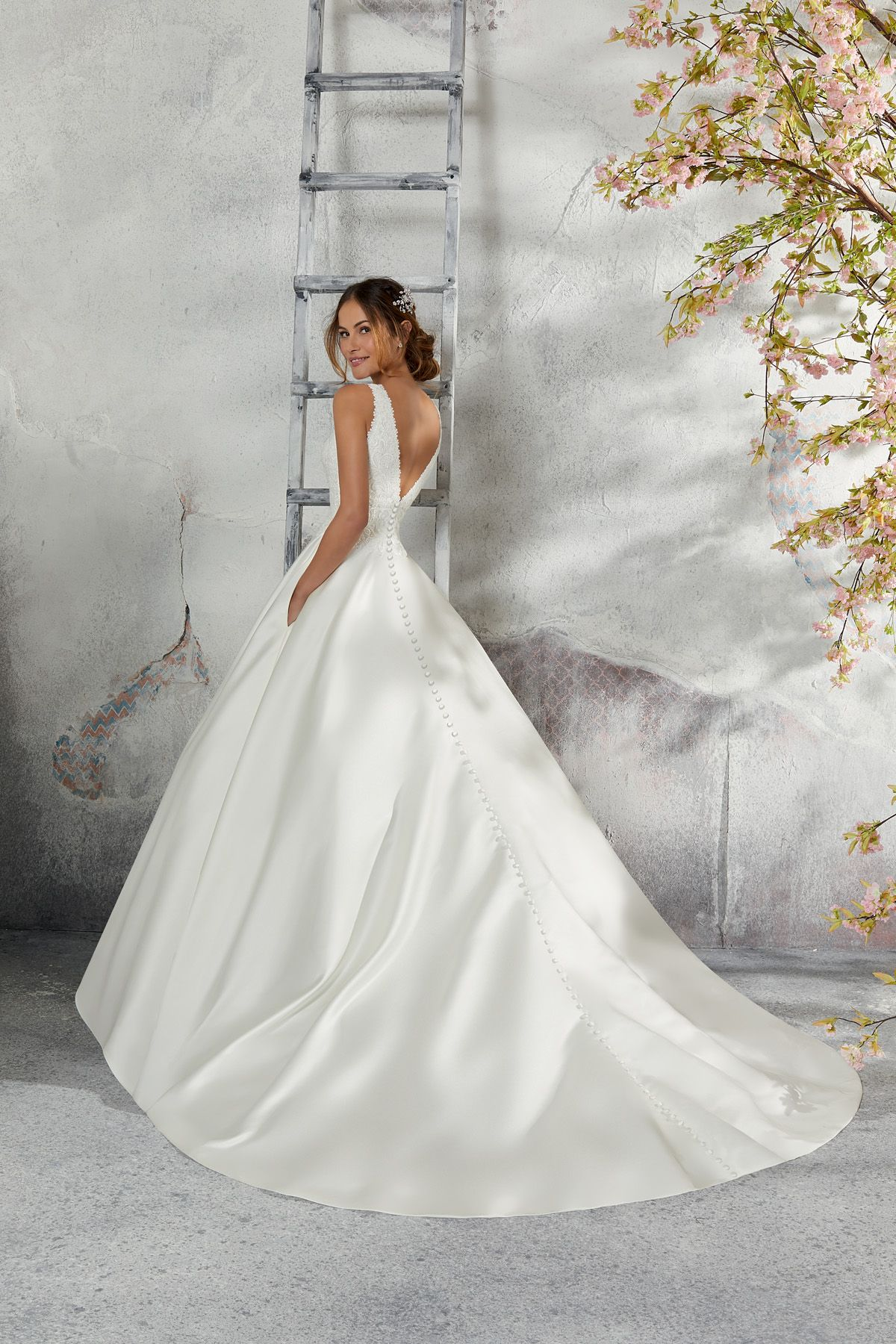 Lace wedding dress ivory january 2019 Mori Lee  Wedding Dresses in Sydney  Wedding Dresses  Pinterest