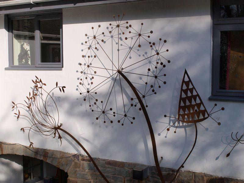 garden sculpture For the Home Pinterest Garden sculptures