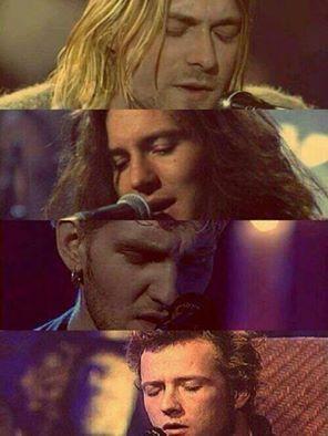Mtv Unplugged: Kurt, Eddie, Layne, Scott