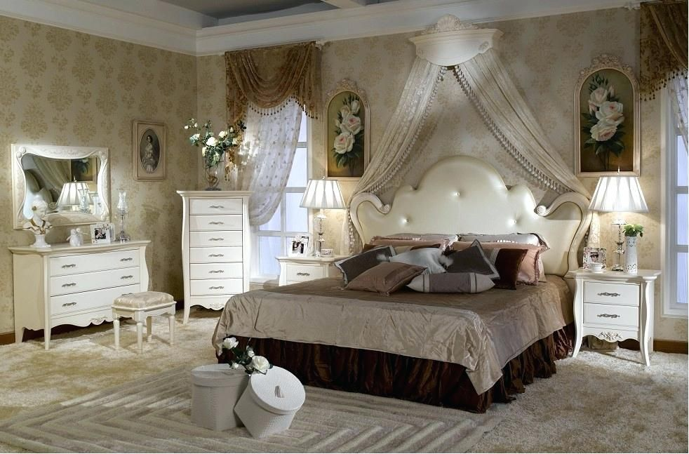 1920 Bedroom Decor Ideas French Style Bedroom Furniture ...