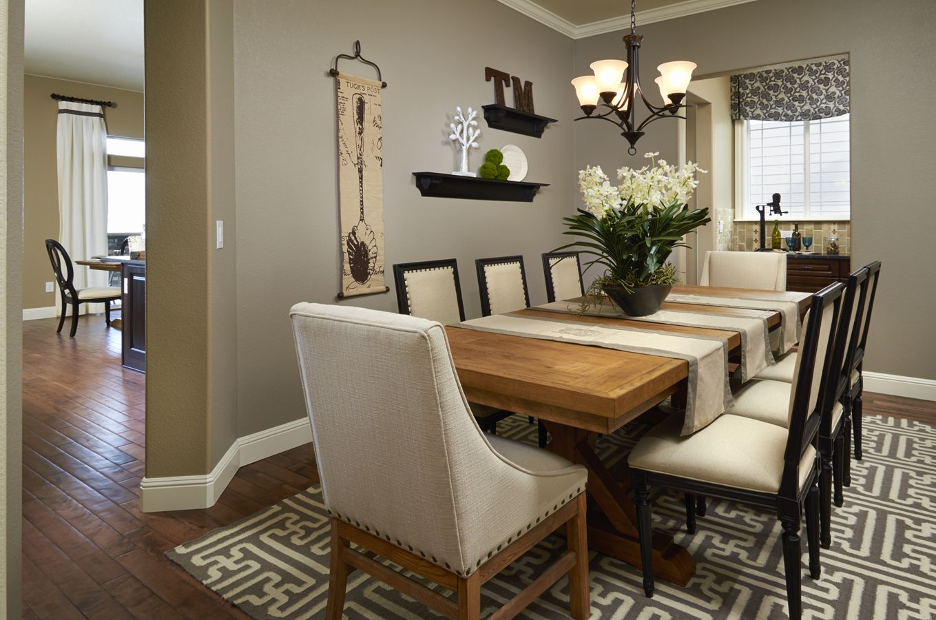 images about formal dining room on pinterest runners formal dining room designs - Dining Room Design Ideas