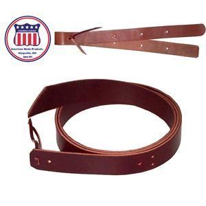 Latigo Tie Strap 1 1/2'' X 5' & Off Billet Combination