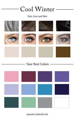 Brown Hair Blue Eyes