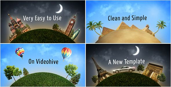 """stock animation """"happy journey"""" #download #stock #videohive, Powerpoint templates"""