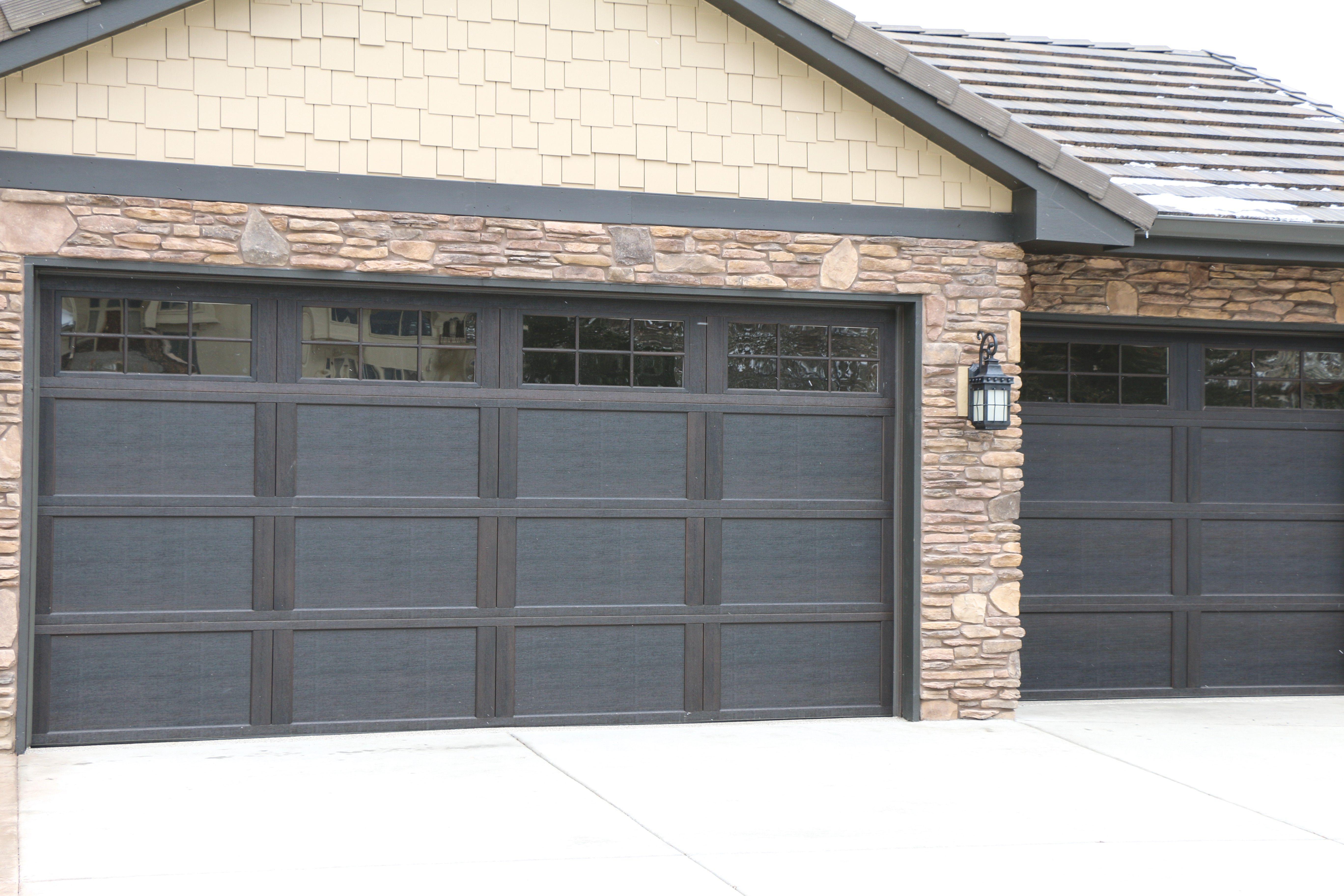 Bring Some Mystery To Your Home By The Garage Door In 2020 Garage Doors Overhead Door Carriage House Doors
