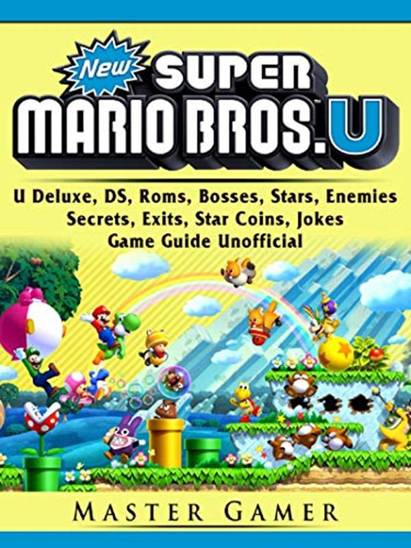 Na New Super Mario Bros U Deluxe Ds Roms Bosses Stars