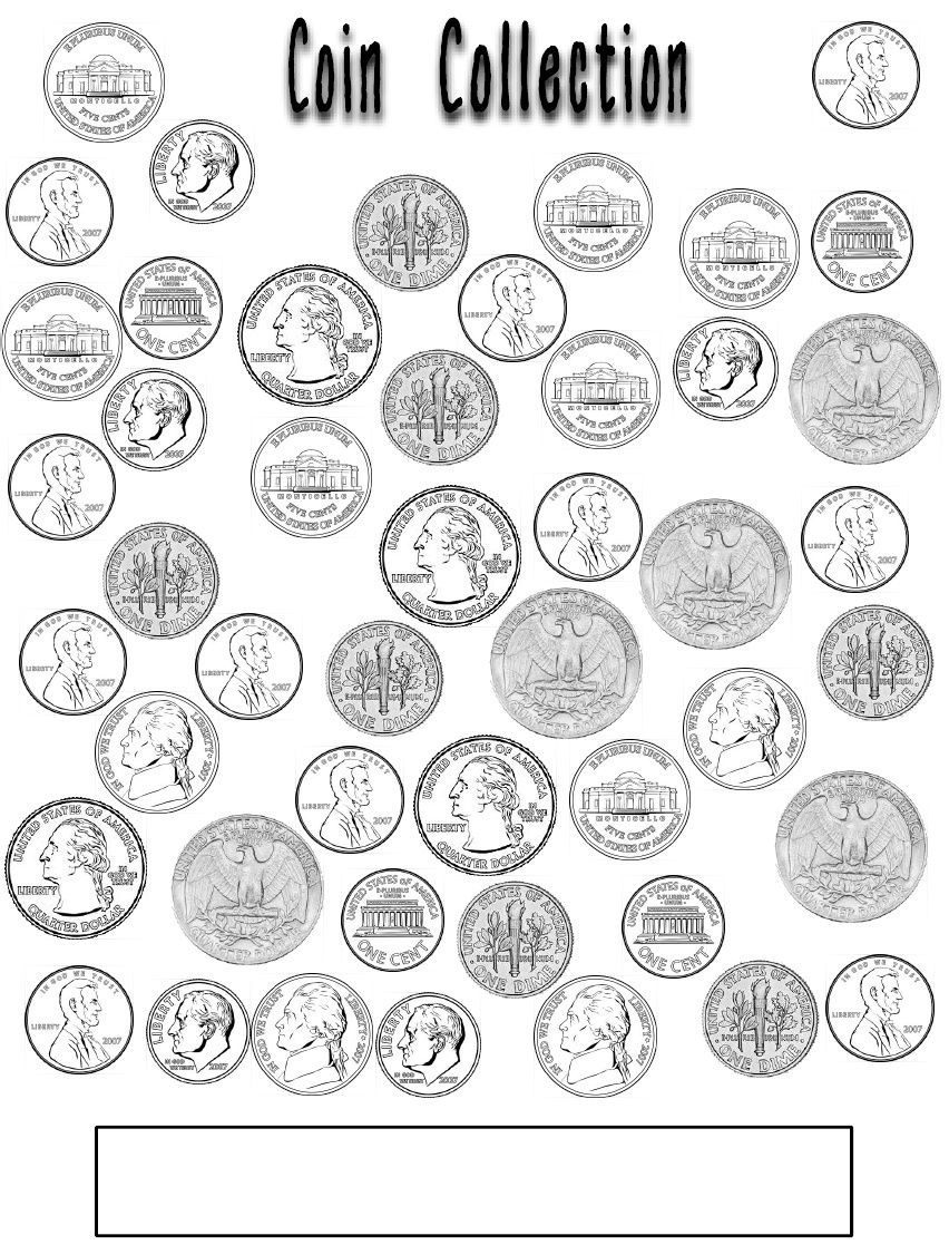 Parable Of The Lost Coin Coloring Page Images Bible Crafts