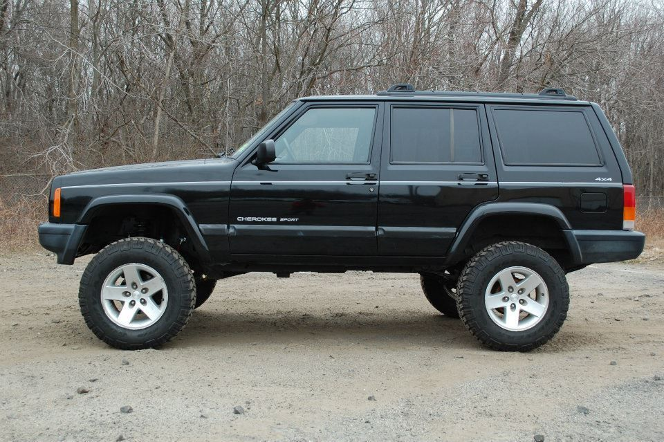 xj cherokee road youtube off jeep watch