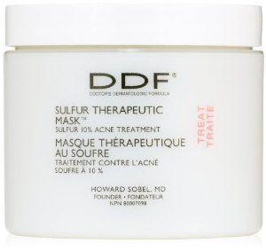 Amazon.com: DDF Sulfur Therapeutic Mask, 4 oz.: Beauty