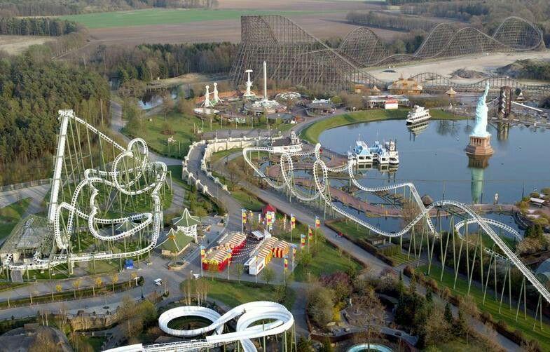 Heide Park Germany Park Resorts Park Water Park