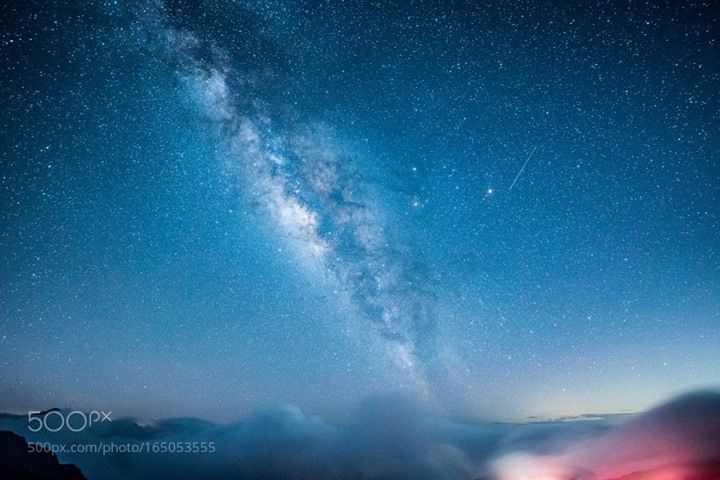milky way in  Hehuan mountain  Camera: NIKON D750 Lens: 14.0-24.0 mm f/2.8 Focal…